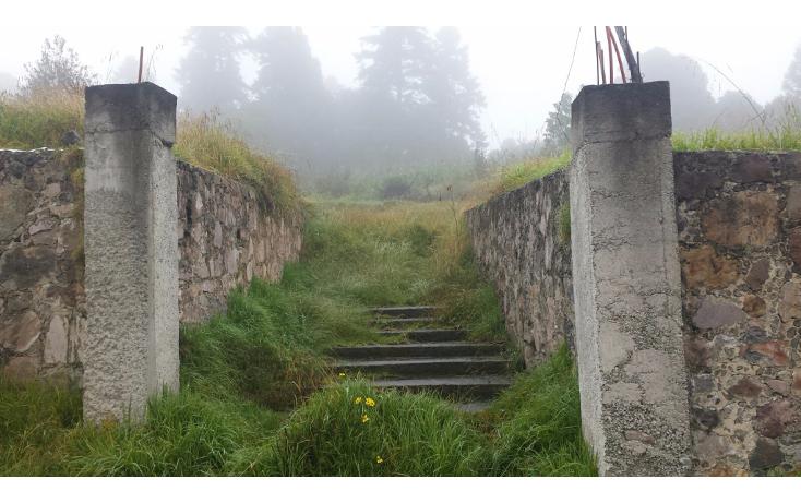 Foto de terreno habitacional en venta en  , bosques de san cayetano, mineral del monte, hidalgo, 1271361 No. 03