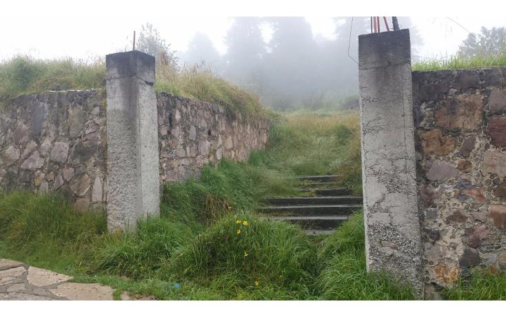 Foto de terreno habitacional en venta en  , bosques de san cayetano, mineral del monte, hidalgo, 1271361 No. 04