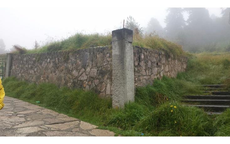 Foto de terreno habitacional en venta en  , bosques de san cayetano, mineral del monte, hidalgo, 1271361 No. 05