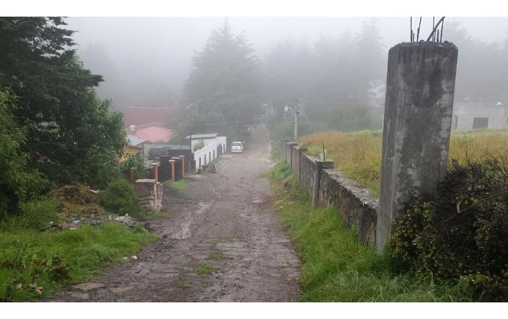 Foto de terreno habitacional en venta en  , bosques de san cayetano, mineral del monte, hidalgo, 1271361 No. 07