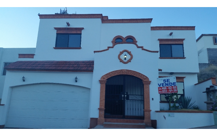Foto de casa en venta en  , bosques de san francisco i y ii, chihuahua, chihuahua, 1718934 No. 01