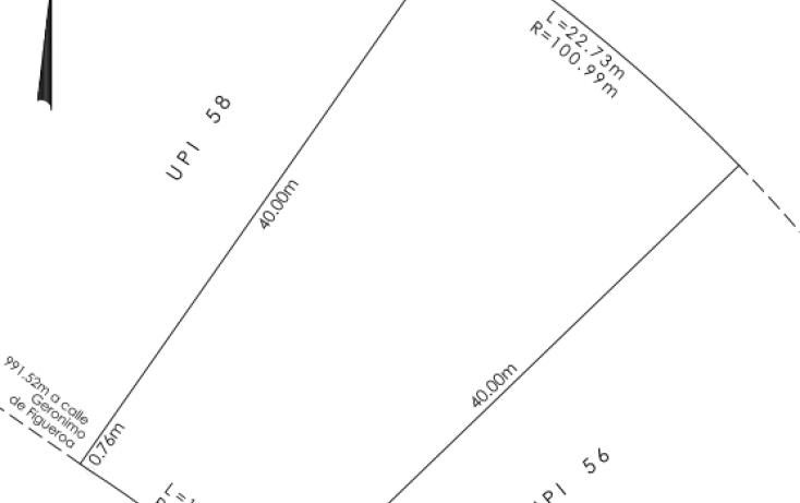 Foto de terreno habitacional en venta en, bosques de san francisco i y ii, chihuahua, chihuahua, 1854579 no 05