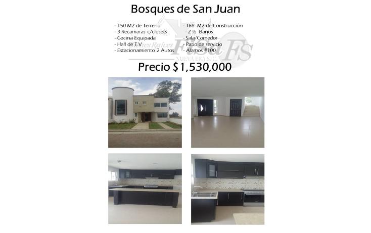 Foto de casa en venta en  , bosques de san juan, san juan del r?o, quer?taro, 1102667 No. 01