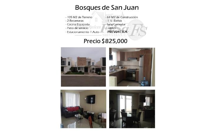 Foto de casa en venta en  , bosques de san juan, san juan del río, querétaro, 1624654 No. 01
