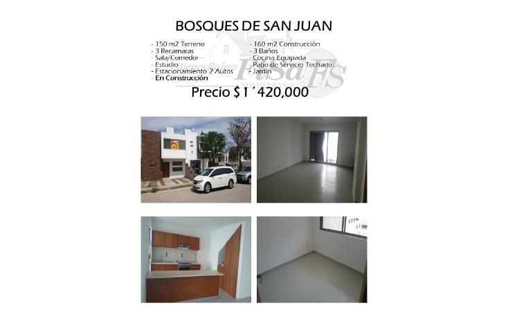 Foto de casa en venta en  , bosques de san juan, san juan del río, querétaro, 1667388 No. 01