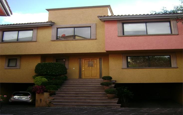 Foto de casa en venta en  , bosques de tetlameya, coyoac?n, distrito federal, 1354919 No. 01