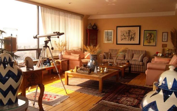 Foto de departamento en venta en bosques de toronjos/pent house de 2 niveles y gran terraza venta 00, bosques de las lomas, cuajimalpa de morelos, distrito federal, 379421 No. 09
