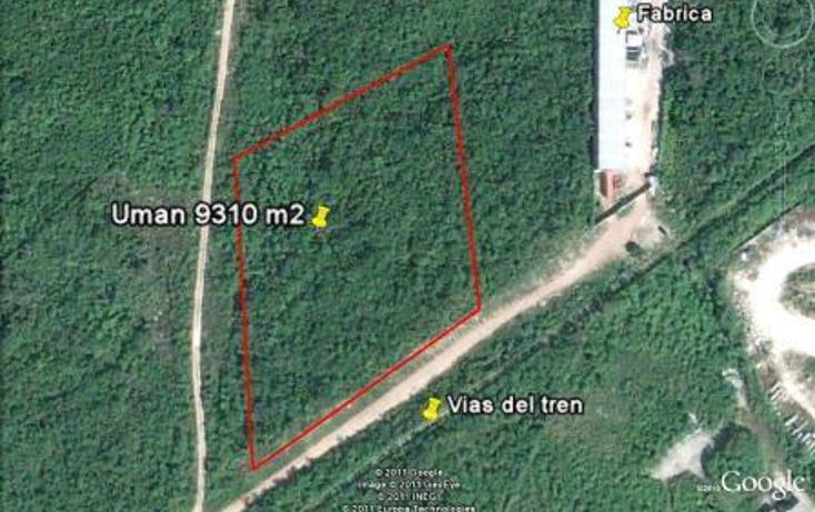 Foto de terreno comercial en venta en  , bosques de uman, umán, yucatán, 1098341 No. 01
