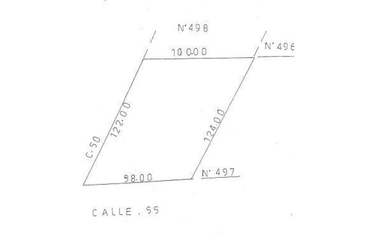 Foto de terreno comercial en venta en  , bosques de uman, umán, yucatán, 1098341 No. 04