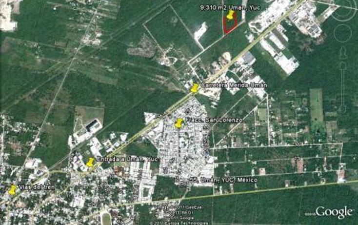 Foto de terreno comercial en venta en  , bosques de uman, umán, yucatán, 1098341 No. 05