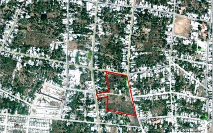Foto de terreno comercial en venta en  , bosques de uman, umán, yucatán, 1205091 No. 02