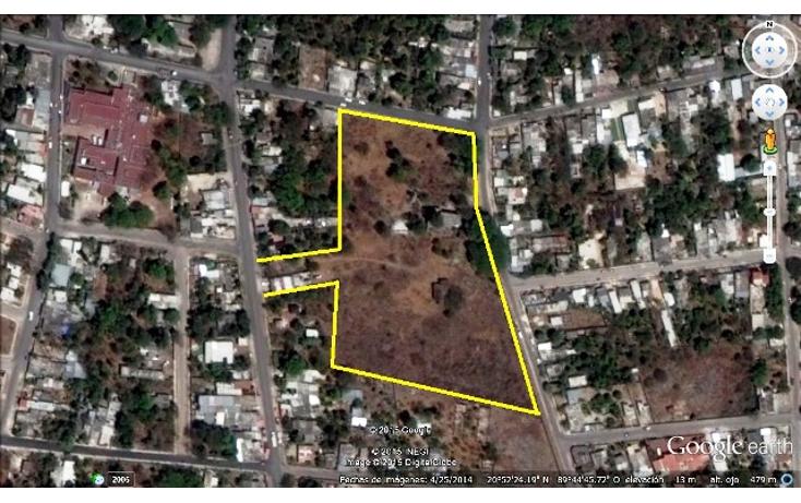 Foto de terreno comercial en venta en  , bosques de uman, umán, yucatán, 1205091 No. 03