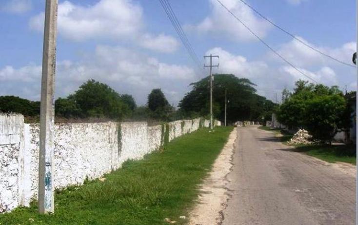 Foto de terreno comercial en venta en  , bosques de uman, um?n, yucat?n, 1661448 No. 03