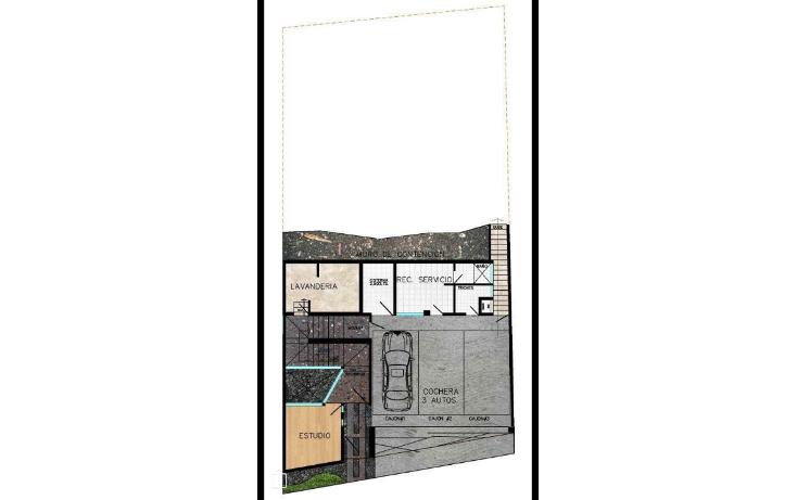 Foto de casa en venta en  , bosques de valle alto 2 etapa, monterrey, nuevo león, 1386109 No. 13