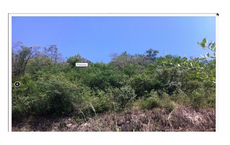 Foto de terreno habitacional en venta en  , bosques de valle alto 2 etapa, monterrey, nuevo león, 1818702 No. 03