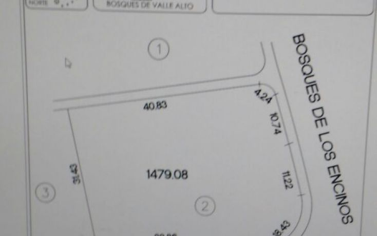 Foto de terreno habitacional en venta en, bosques de valle alto 2 etapa, monterrey, nuevo león, 1964286 no 04