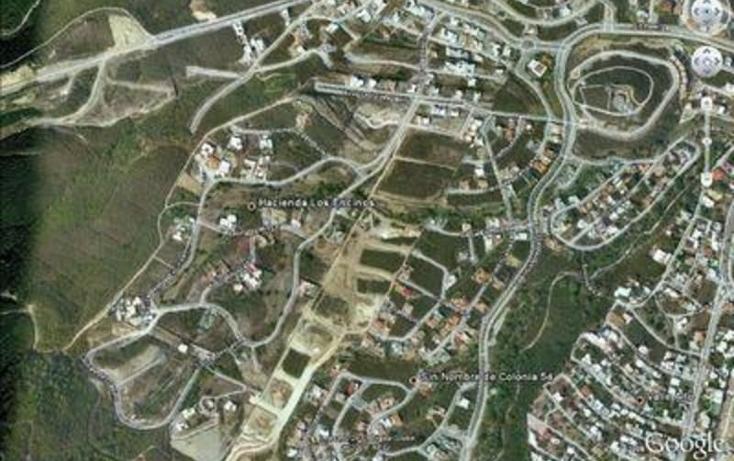 Foto de terreno habitacional en venta en  , bosques de valle alto 2 etapa, monterrey, nuevo le?n, 2004694 No. 01