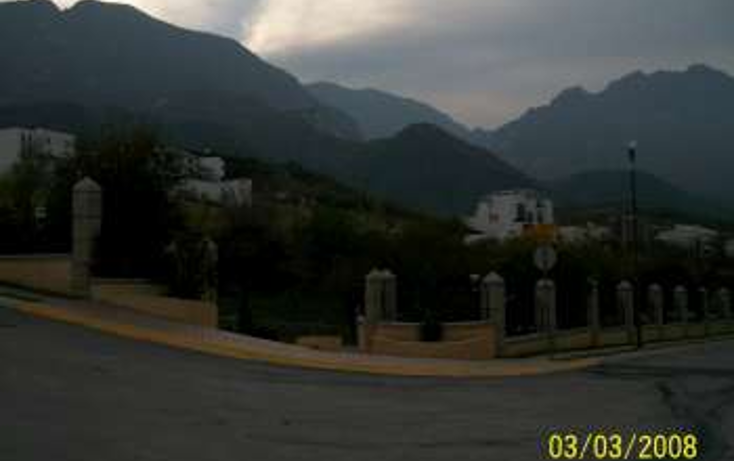 Foto de terreno habitacional en venta en  , bosques de valle alto 2 sector, monterrey, nuevo león, 1067783 No. 01