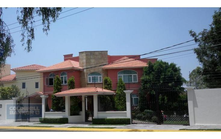Foto de casa en venta en  1, bosques del lago, cuautitlán izcalli, méxico, 1872962 No. 01