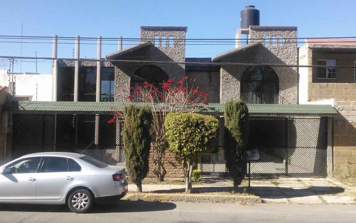Foto de casa en venta en bosques de vincenes 35 , bosques del lago, cuautitlán izcalli, méxico, 1712772 No. 01