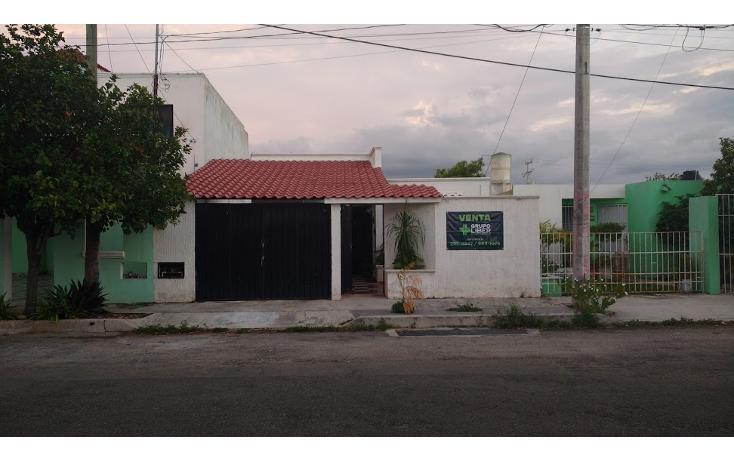 Foto de casa en venta en  , bosques de yucalpeten, mérida, yucatán, 1172013 No. 01