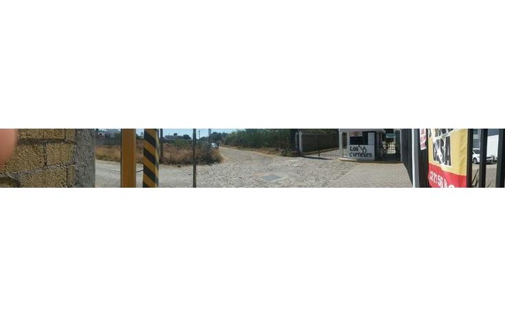 Foto de terreno habitacional en venta en  , bosques de zerezotla, san pedro cholula, puebla, 1680200 No. 04