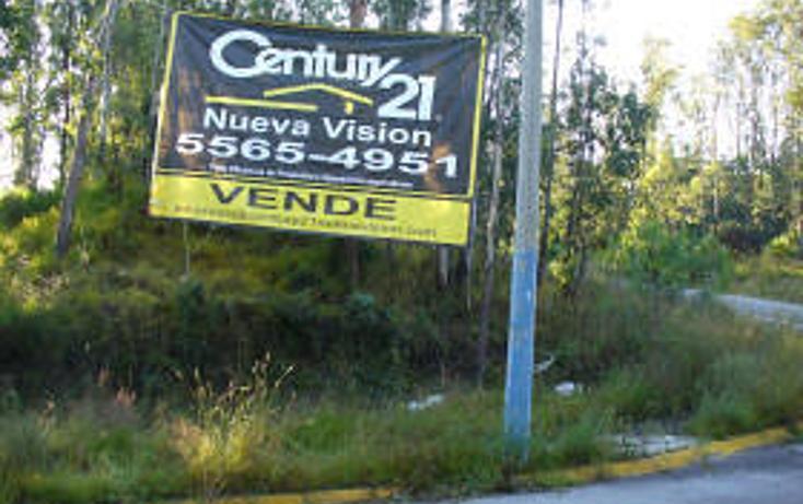 Foto de terreno habitacional en venta en  , bosques del lago, cuautitlán izcalli, méxico, 1709438 No. 03