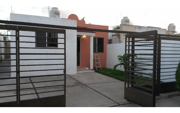 Foto de casa en venta en  , bosques del poniente, mérida, yucatán, 1354375 No. 01