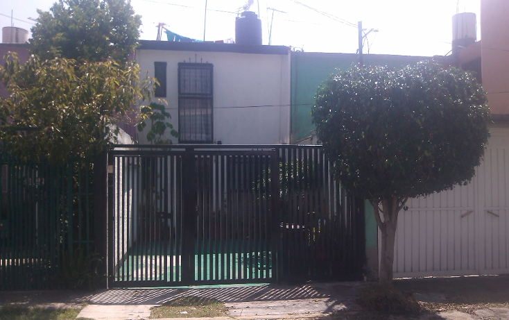 Foto de casa en venta en  , bosques del valle 1a secci?n, coacalco de berrioz?bal, m?xico, 1343181 No. 01