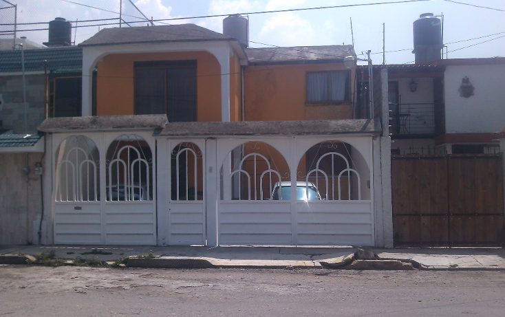Foto de casa en venta en  , bosques del valle 1a sección, coacalco de berriozábal, méxico, 1343485 No. 01