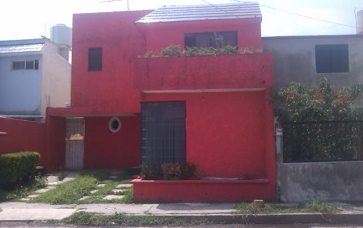 Foto de casa en venta en  , bosques del valle 1a sección, coacalco de berriozábal, méxico, 1343775 No. 01