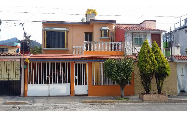Foto de casa en venta en  , bosques del valle 1a sección, coacalco de berriozábal, méxico, 2031420 No. 01