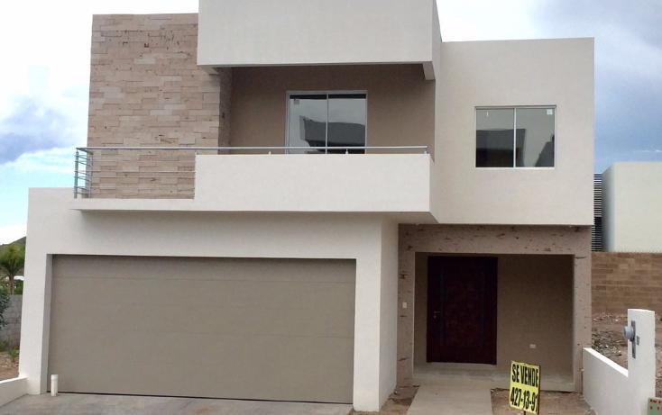 Foto de casa en venta en  , bosques del valle, chihuahua, chihuahua, 1092627 No. 01