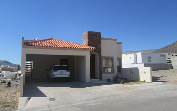 Foto de casa en venta en  , bosques del valle, chihuahua, chihuahua, 1548852 No. 01
