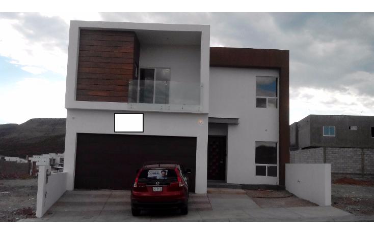 Foto de casa en venta en  , bosques del valle, chihuahua, chihuahua, 1627676 No. 01