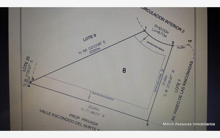 Foto de terreno habitacional en venta en  ., bosques del valle, chihuahua, chihuahua, 1709444 No. 03