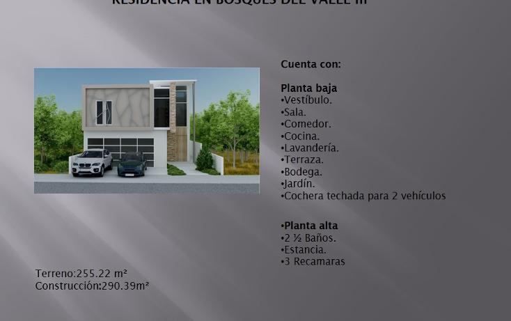 Foto de casa en venta en  , bosques del valle, chihuahua, chihuahua, 1747338 No. 02