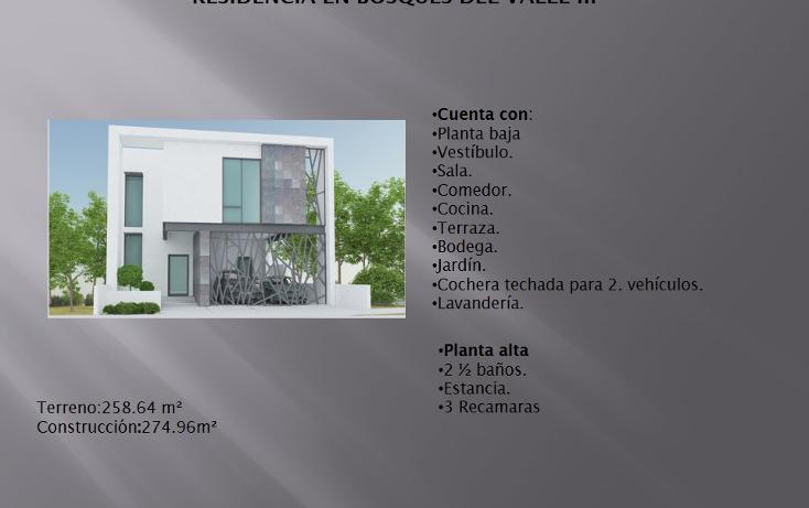Foto de casa en venta en  , bosques del valle, chihuahua, chihuahua, 1753680 No. 02