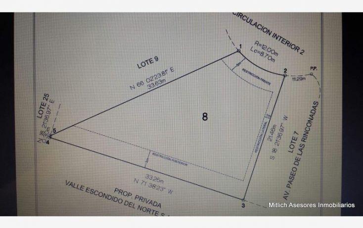 Foto de terreno habitacional en venta en , bosques del valle, juárez, chihuahua, 1709444 no 03