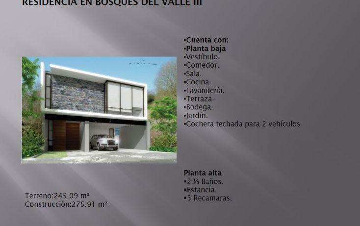 Foto de casa en venta en, bosques del valle, juárez, chihuahua, 1741430 no 04