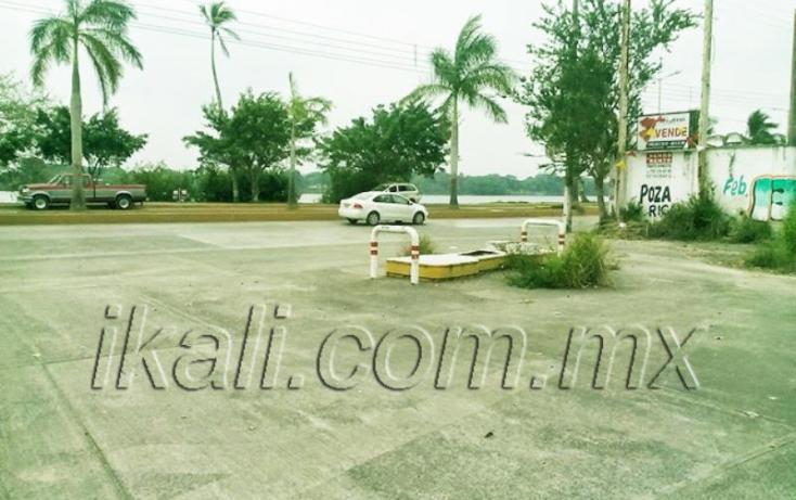 Foto de terreno comercial en renta en boulevar manuel maples arce, adolfo ruiz cortines, tuxpan, veracruz, 914021 no 01