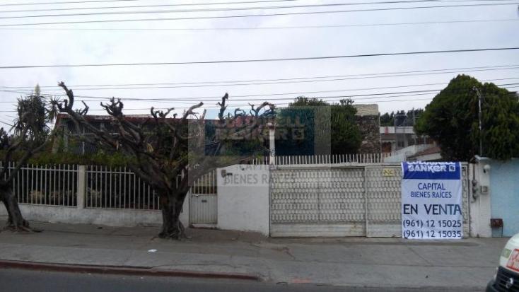 Foto de casa en venta en  515, el retiro, tuxtla gutiérrez, chiapas, 1755343 No. 01