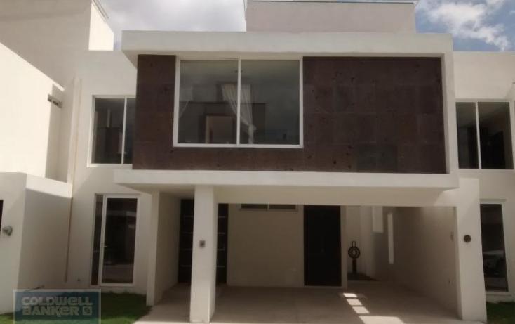 Foto de casa en condominio en venta en  , san bernardino tlaxcalancingo, san andrés cholula, puebla, 1690534 No. 01