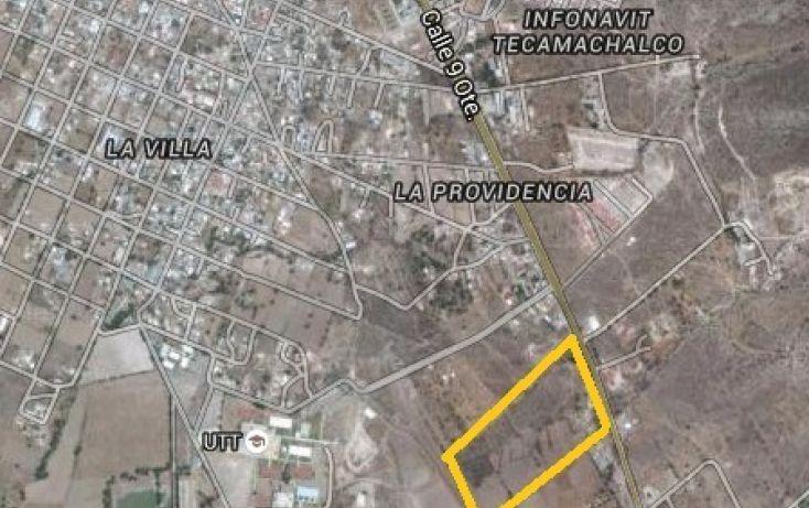 Foto de terreno industrial en venta en boulevard carretera pueblatehuacán km 61, la villita, tecamachalco, puebla, 1036911 no 01