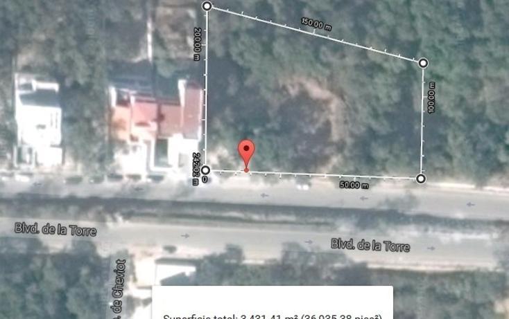 Foto de terreno habitacional en venta en boulevard de la torre , condado de sayavedra, atizapán de zaragoza, méxico, 1700000 No. 03