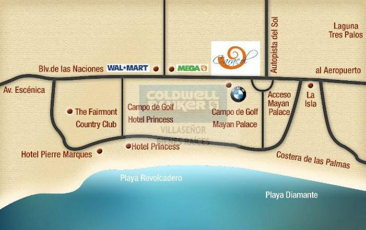Foto de departamento en venta en boulevard de las naciones 49, villas diamante ii, acapulco de juárez, guerrero, 598660 no 14