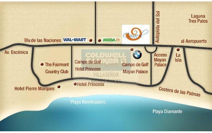 Foto de departamento en venta en  49, villas diamante ii, acapulco de juárez, guerrero, 598660 No. 14
