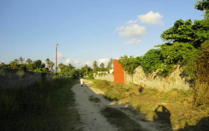 Foto de terreno habitacional en venta en boulevard de las naciones privada nonumber, playar i, acapulco de ju?rez, guerrero, 717425 No. 03