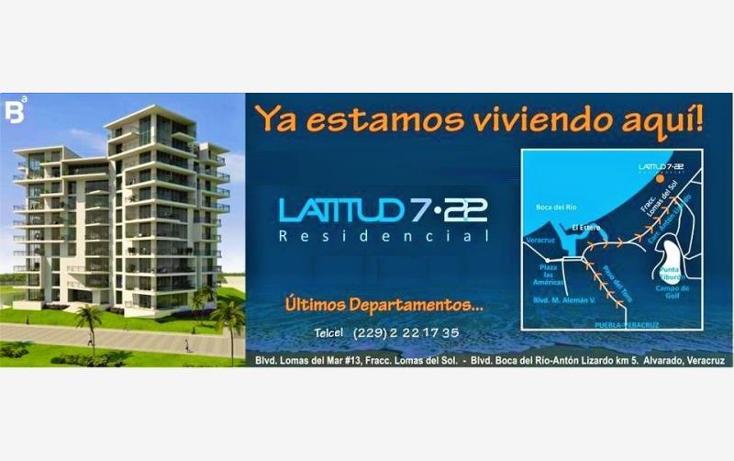 Foto de departamento en venta en boulevard del mar 13, lomas del sol, alvarado, veracruz de ignacio de la llave, 727701 No. 03