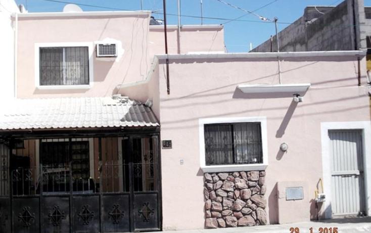 Foto de casa en venta en boulevard del valle 642, la hacienda iii, ramos arizpe, coahuila de zaragoza, 824079 No. 01
